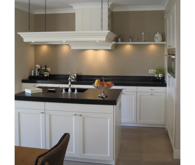 Chris de graaf interieurtimmerwerk design badkamer - Foto eigentijdse keuken ...